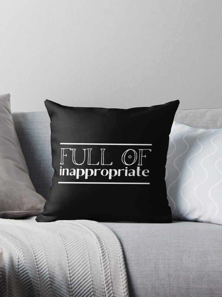 Full of inappropriate by jazzydevil