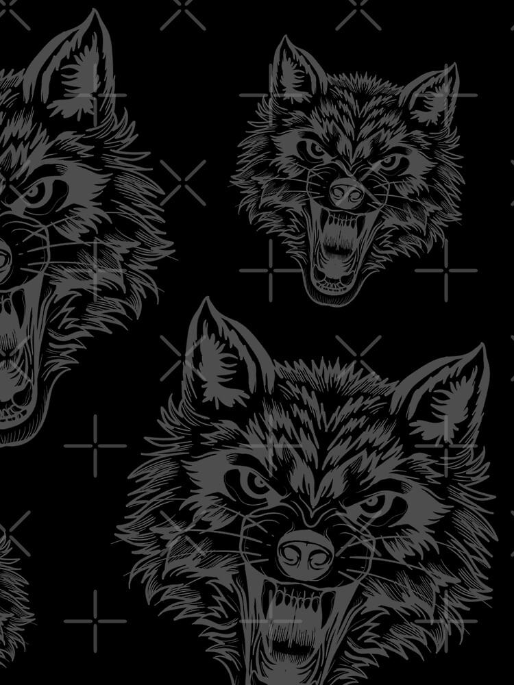 Wolves... by EddieBalevo