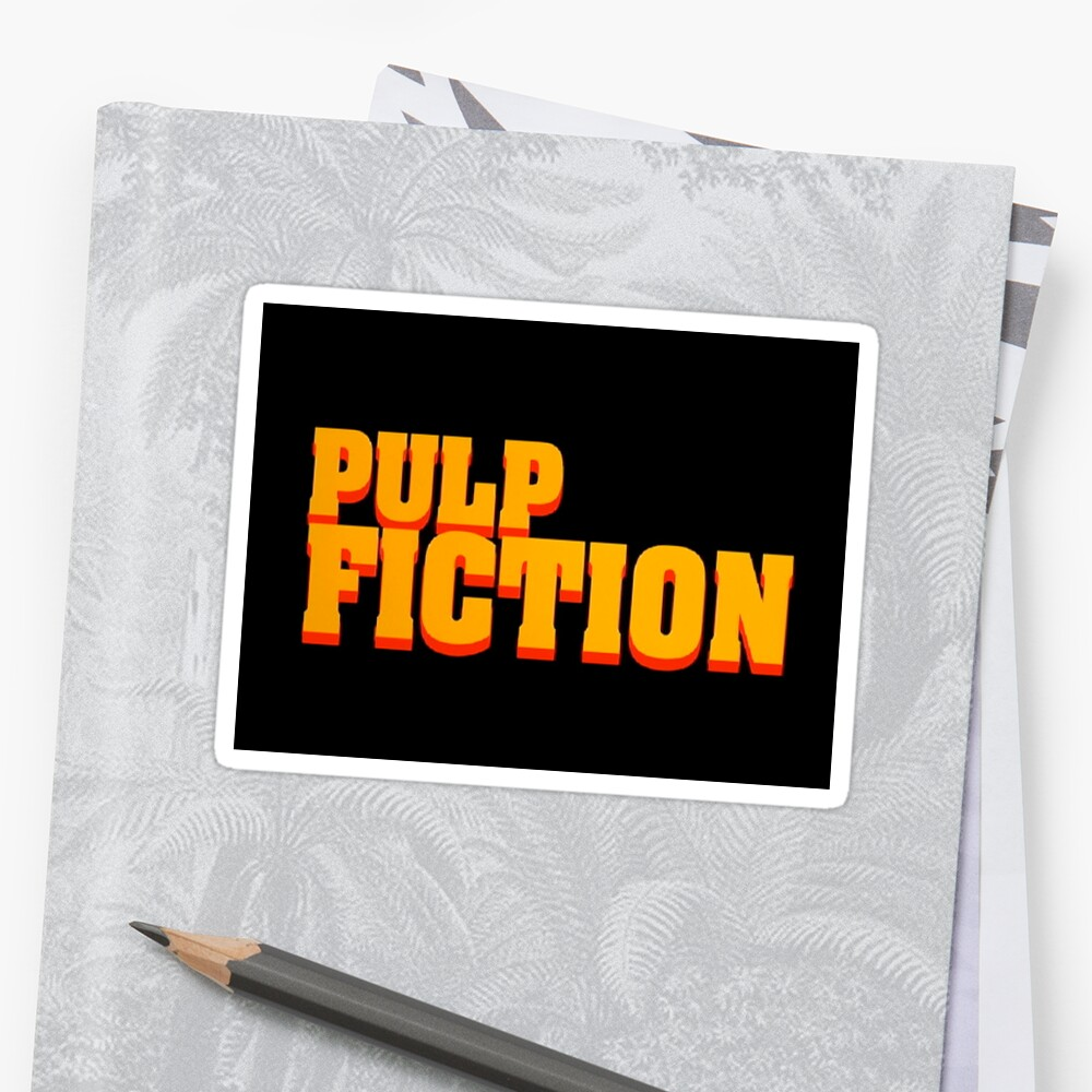 Pulp Fiction by Rosedumpling