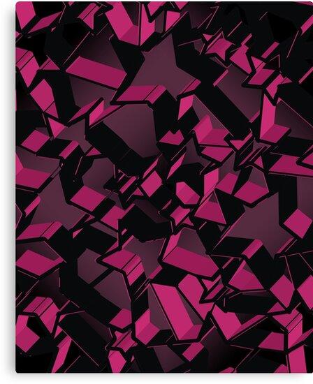 3D Mosaic BG III by Creative BD