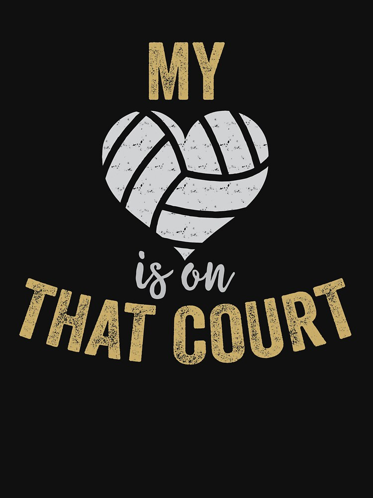 My Heart Is On That Court  by kieranight