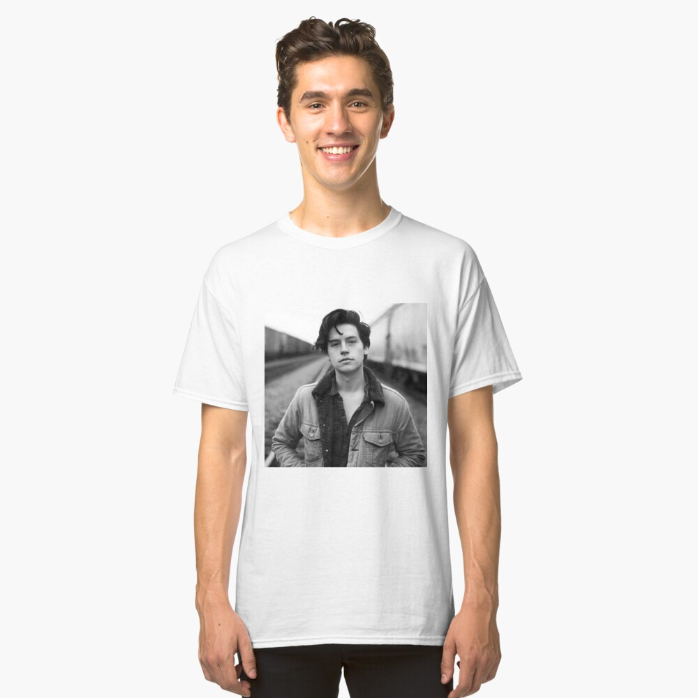 COLE SPROUSE SCHWARZWEISS Classic T-Shirt