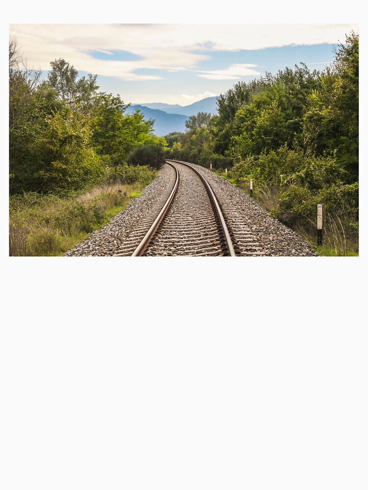 Train Rails by tasostsintzi