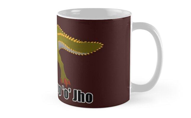 Morning cup 'o' Jho by Renée Jenkins