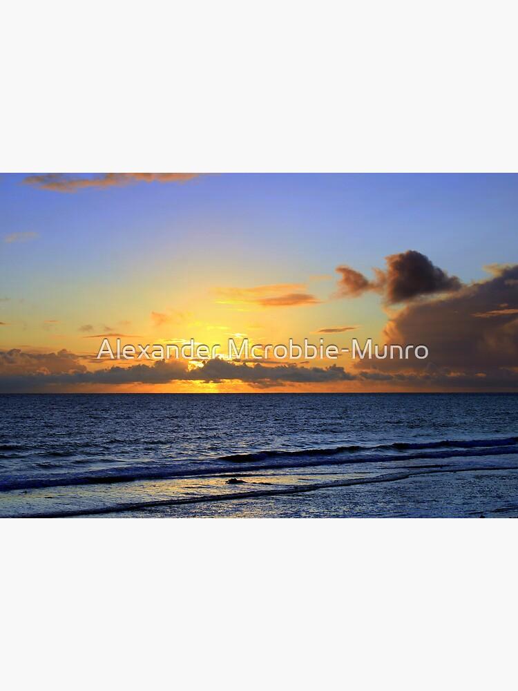 Garrynamonie Sunset 2 by Alexanderargyll