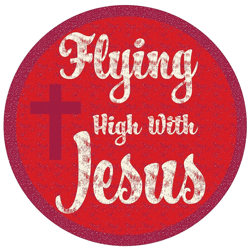 Flying High With Jesus Grunge Style by unwaveringfaith