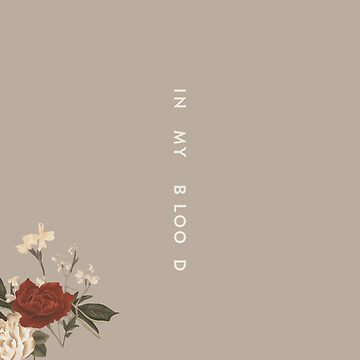 Shawn Mendes // In My Blood // by shawnxstickers