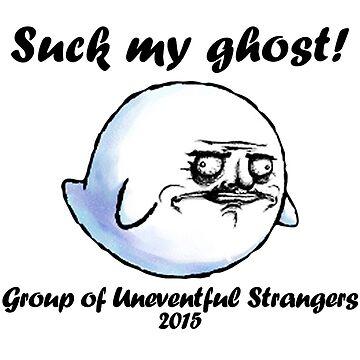 Suck my ghost! by RobertMato