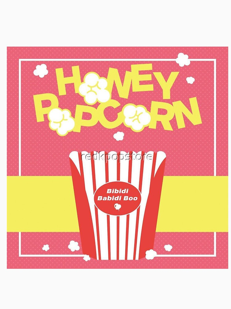 Honey Popcorn by redkpopstore