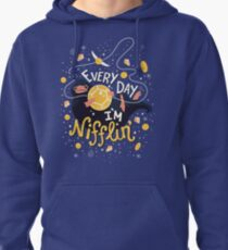 Every Day I'm Nifflin! Pullover Hoodie