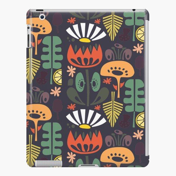 Scandinavian Wildflowers iPad Snap Case