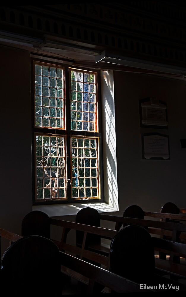 The Church Window by Eileen McVey