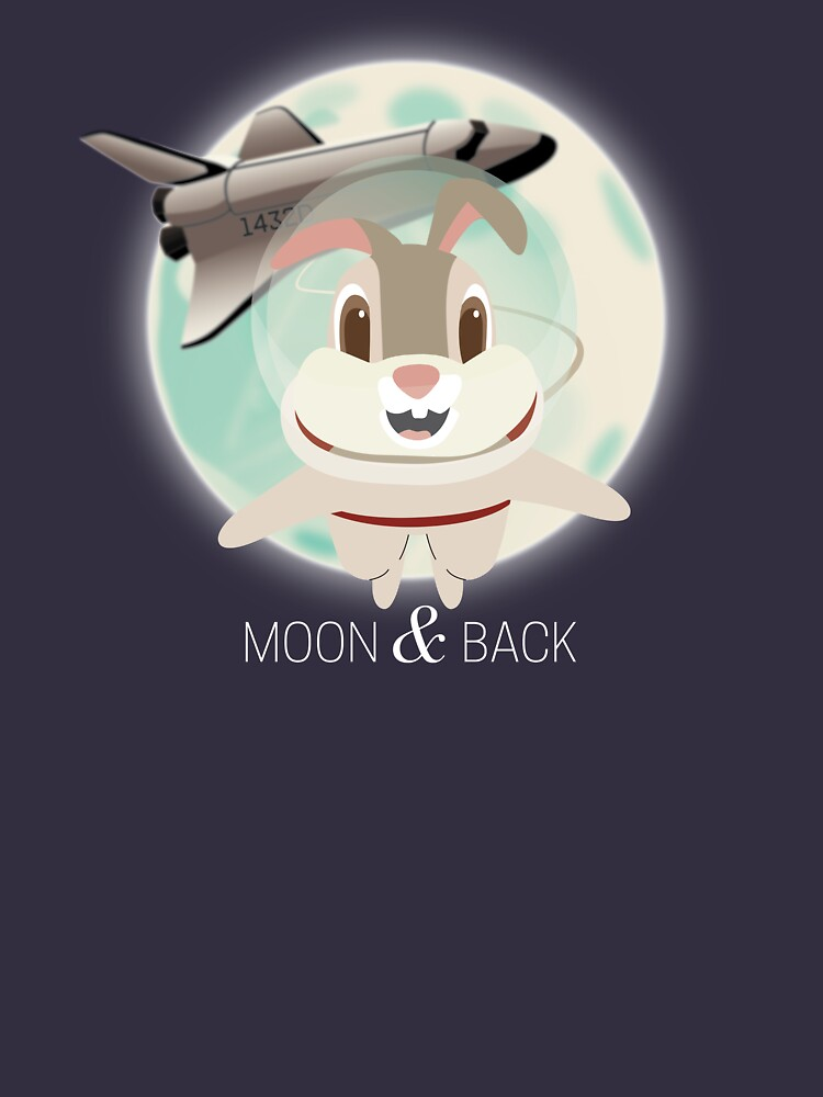I Love You To The Moon And Back by TParty