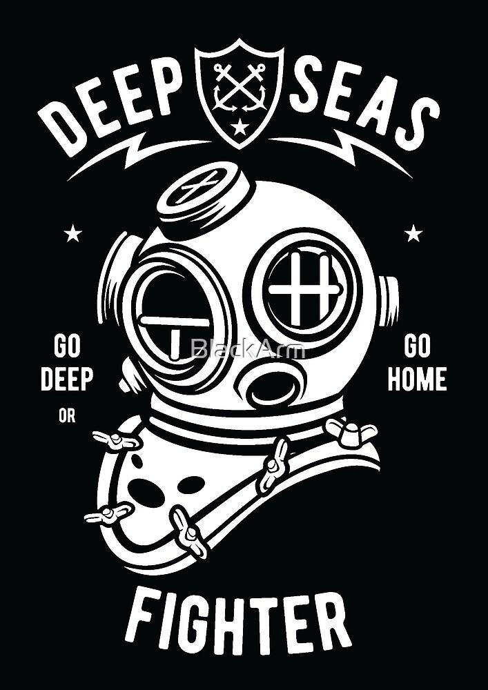 Deep Seas Fighter by BlackArm