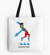 I like dancing Tote Bag