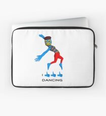I like dancing Laptop Sleeve