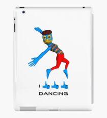 I like dancing iPad Case/Skin