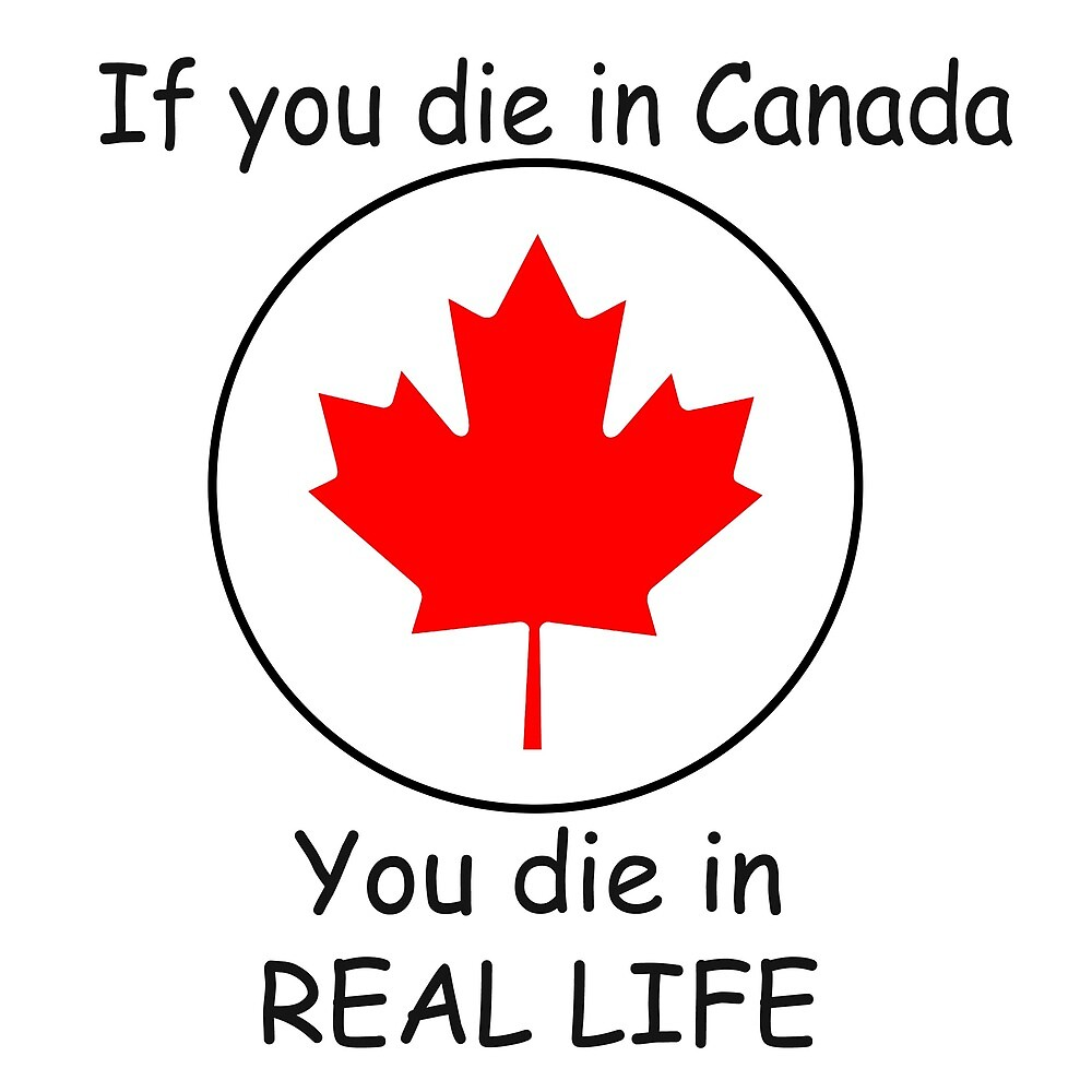 Death in Canada by conquis
