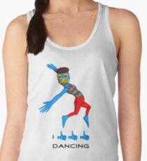 I like dancing Women's Tank Top