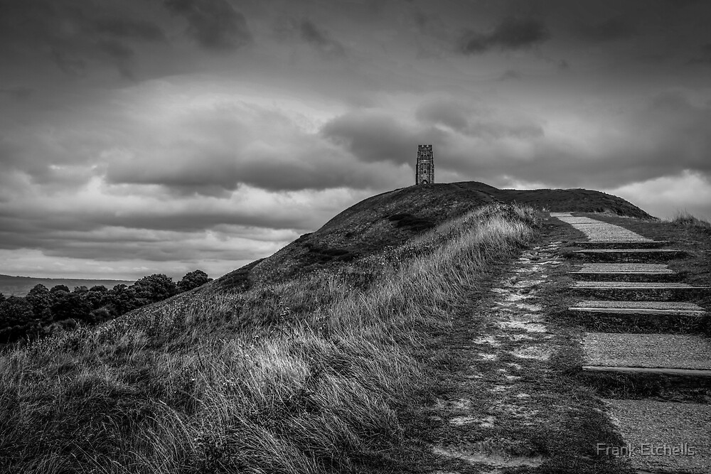 Up To The Tor by Frank Etchells