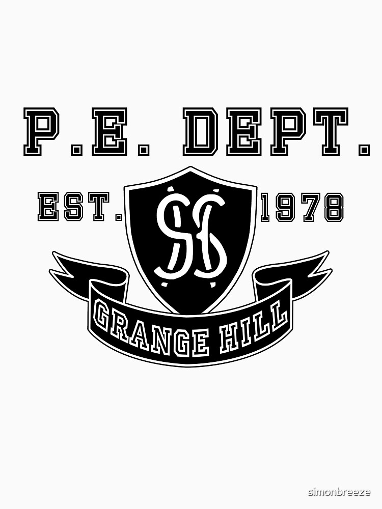 Grange Hill PE Dept by simonbreeze