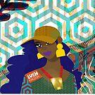 Afropunk Girl 2 by lushkingdom