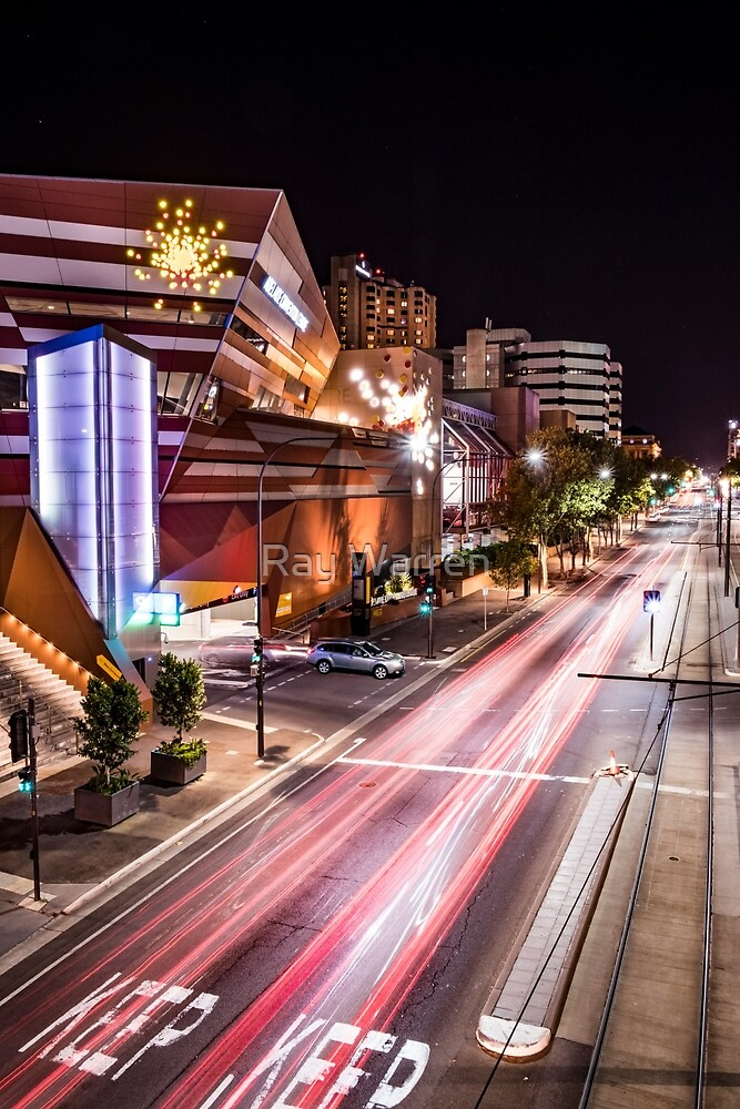 Waiting Impatiently - Adelaide Australia by Ray Warren