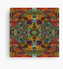 Spicy Spicy Canvas Print