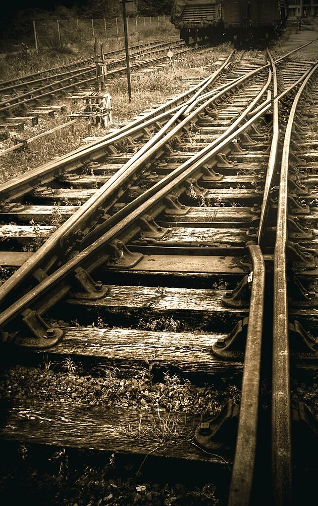 Retracing Tracks by Alan Watt
