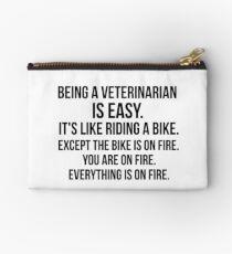 Tierarzt sein Täschchen