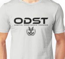 Halo ODST Orbital Drop Shock Trooper Unisex T-Shirt
