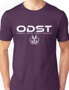 Halo ODST Orbital Drop Shock Trooper Unisex T-Shirt