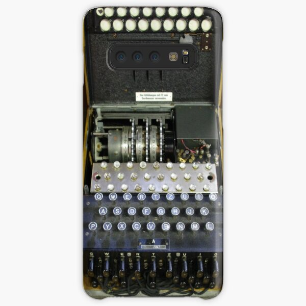 3-Rotor Enigma Machine Samsung Galaxy Snap Case