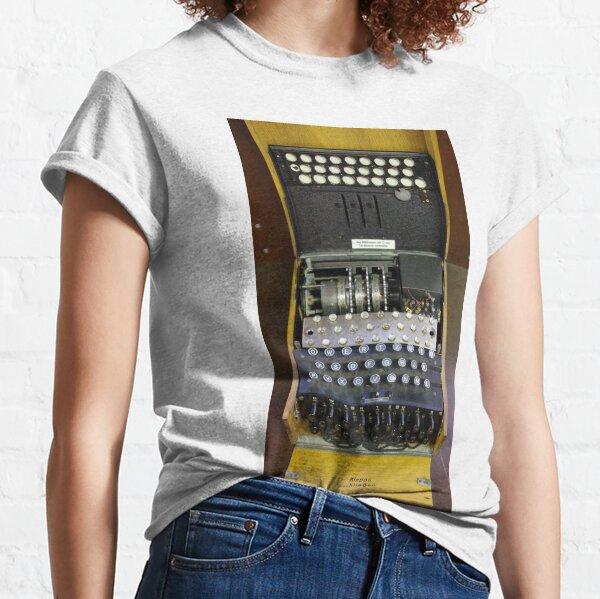 3-Rotor Enigma Machine Classic T-Shirt
