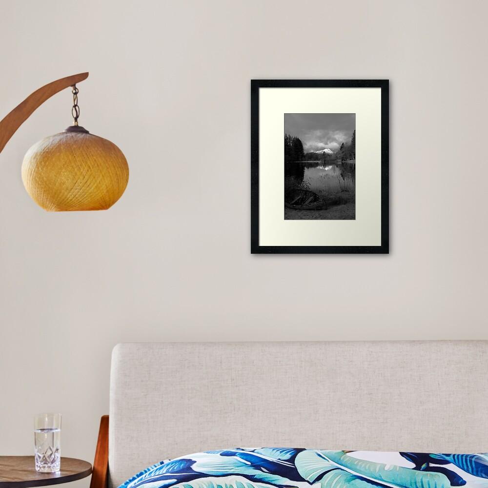 Ben Lomond Framed Art Print