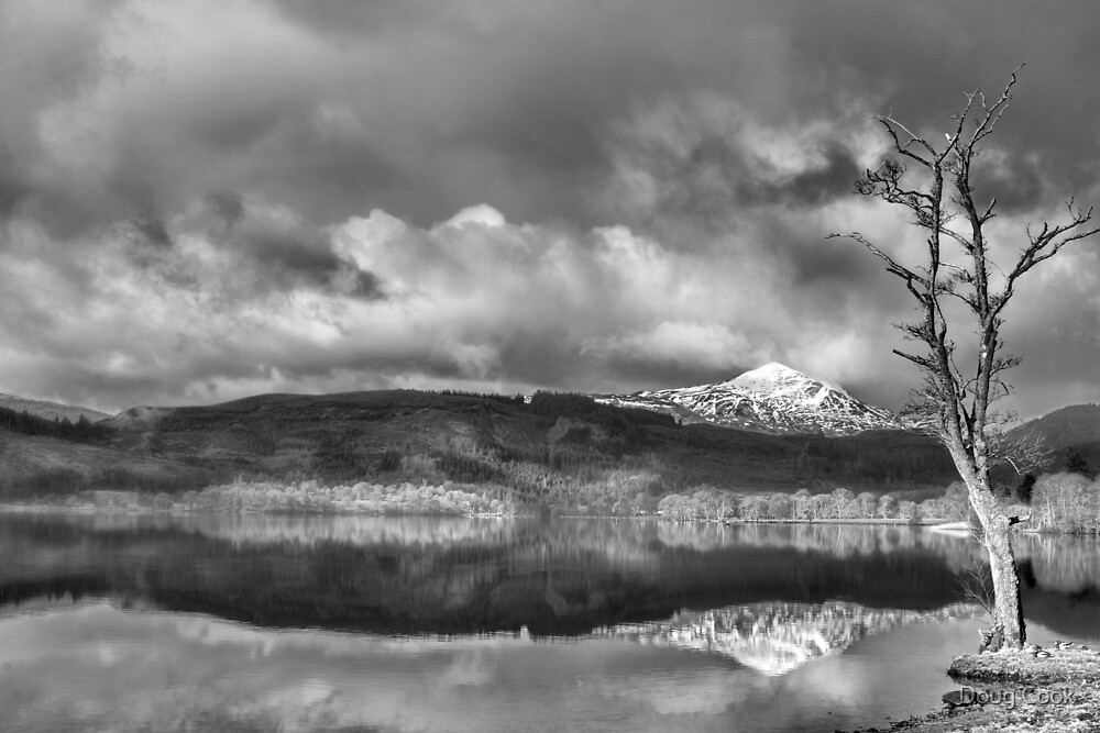Loch Ard by Doug Cook
