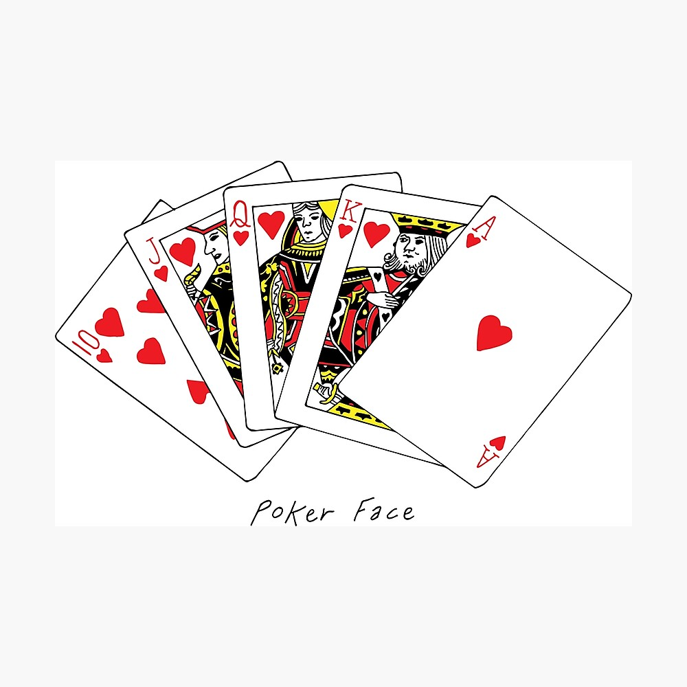 Poker Royal Flush Chips Birthday Banner Decorations Handmade Products