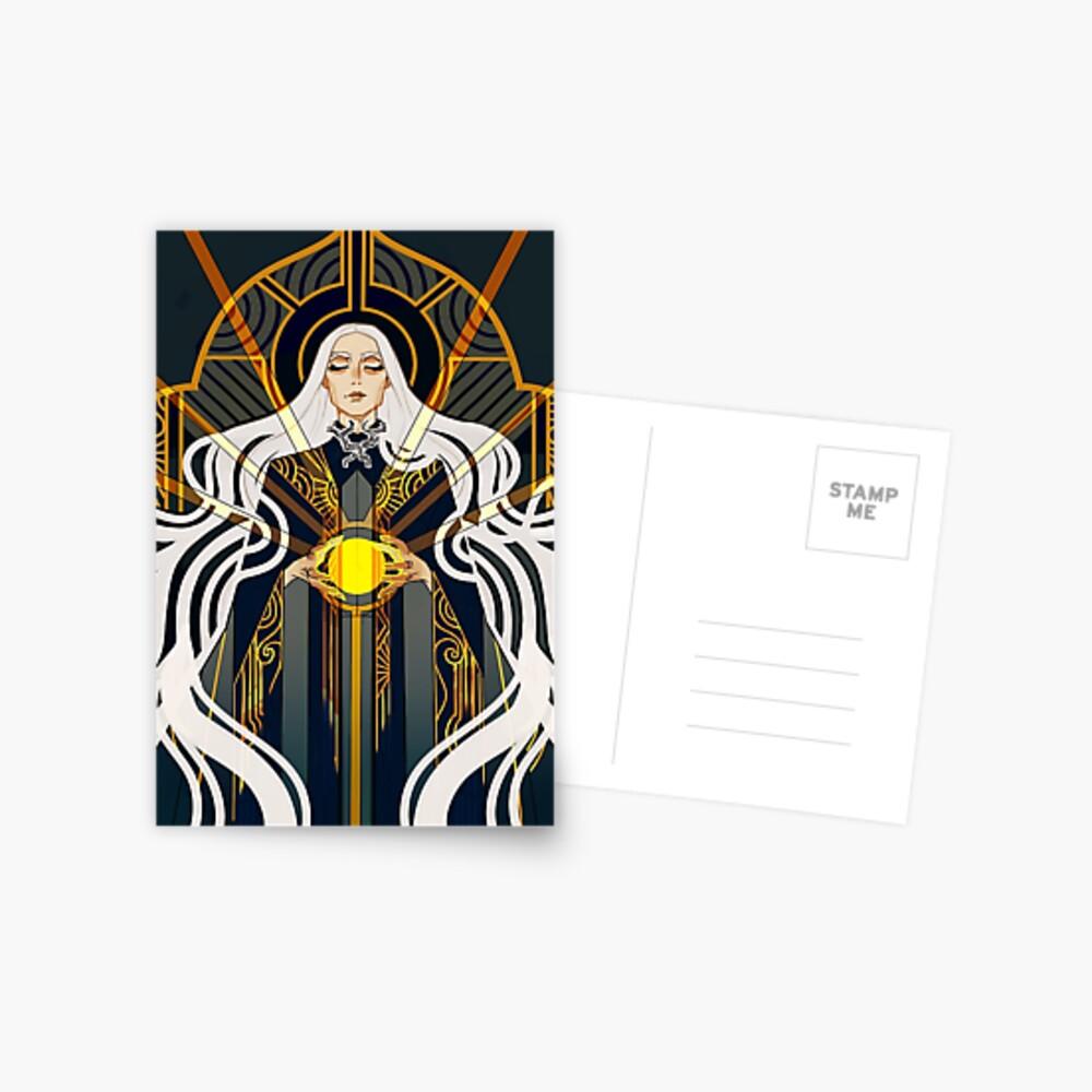 Sun Summoner Postcard