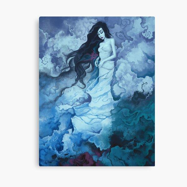 Precipice Canvas Print