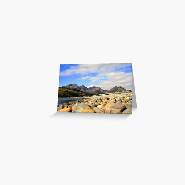 Blaven Rocks Greeting Card