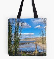 Culzean Castle viewpoint Tote Bag