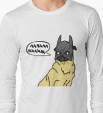 Nanana Pug Long Sleeve T-Shirt