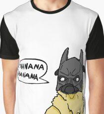 Nanana Pug Graphic T-Shirt