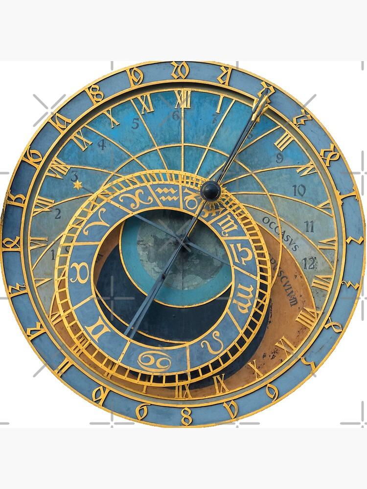 Stunning Medieval Astronomical Clock or Praha Orloj in Prague / Praha – Professional Photo by Picturestation