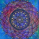 Devotion Mandala by Jennifer Goodman