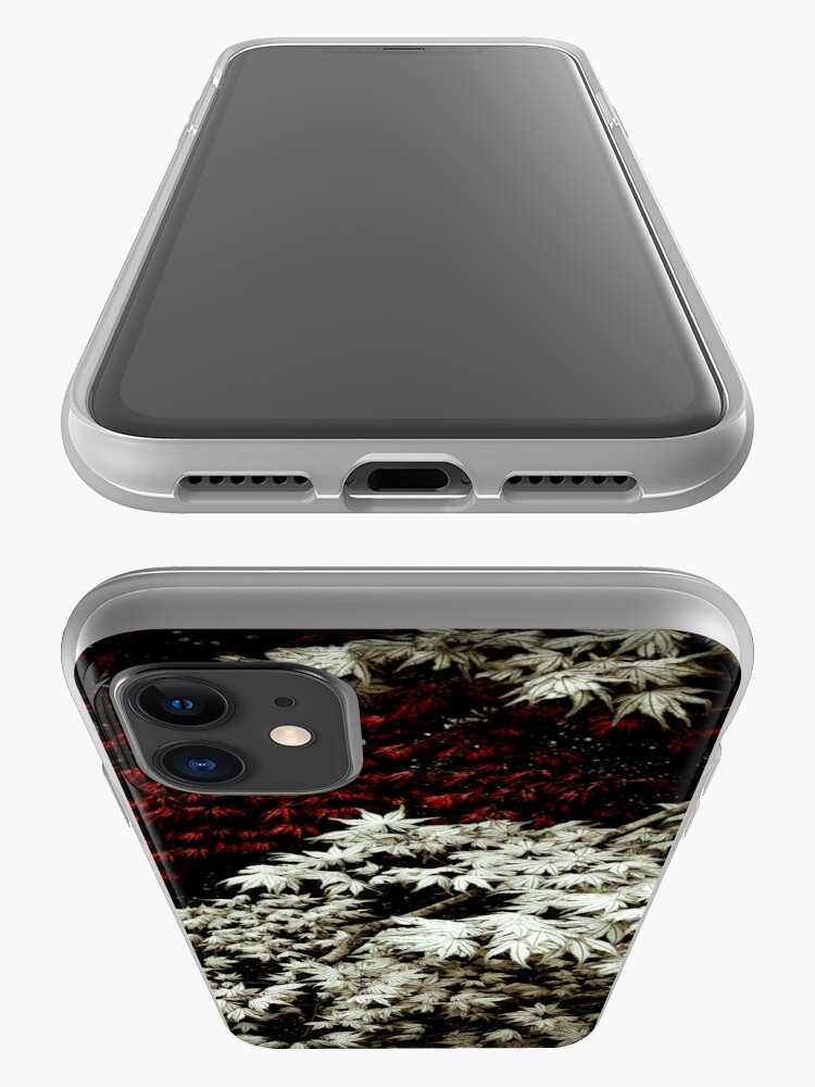 Alternate view of Japanese Maples iPhone Case & Cover