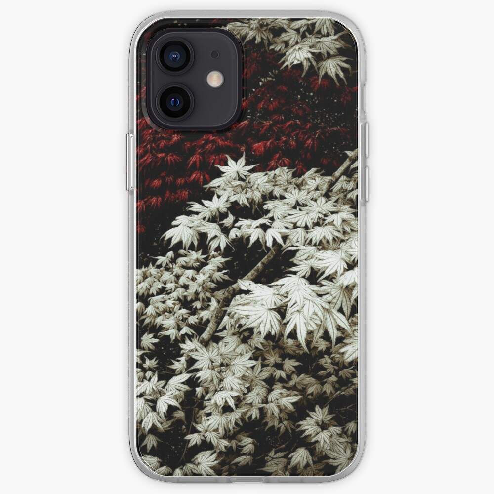 Japanese Maples iPhone Case & Cover