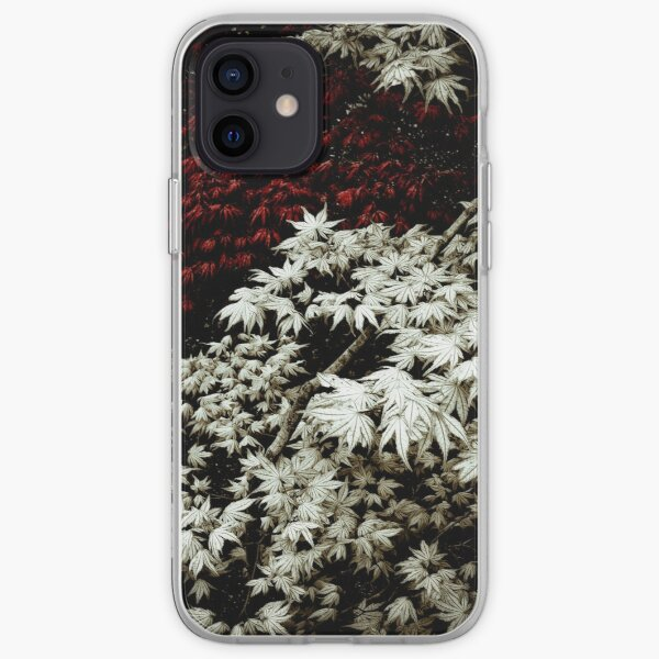 Japanese Maples iPhone Soft Case