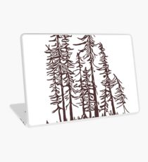 Dry Trees Laptop Skin