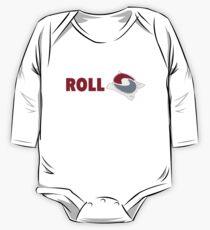 Body de manga larga para bebé Roll Tide (pod)